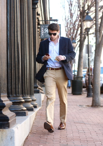 Men's fashion advice - What colours? Khaki pants. - Page 3